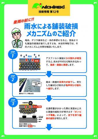 技術情報 第12号