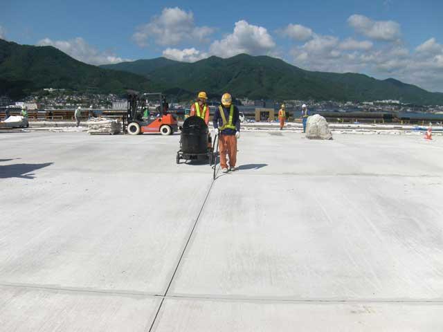 加熱注入式コンクリート目地材(セロシール、セロシールSS)画像2
