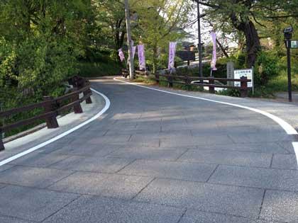 石畳風半たわみ性舗装(カラーファルトSP)