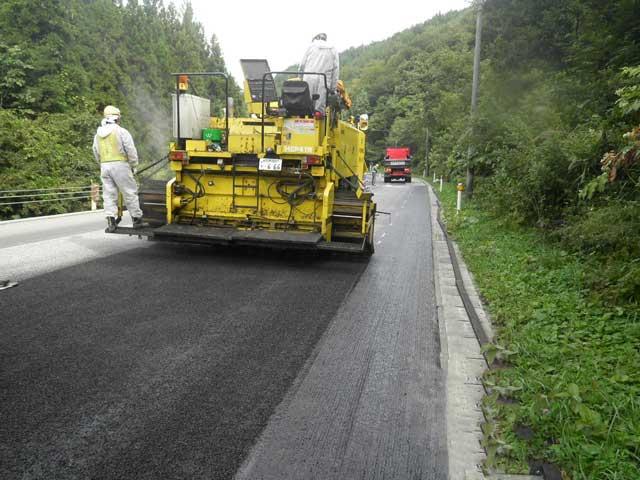 道路補修事業画像2