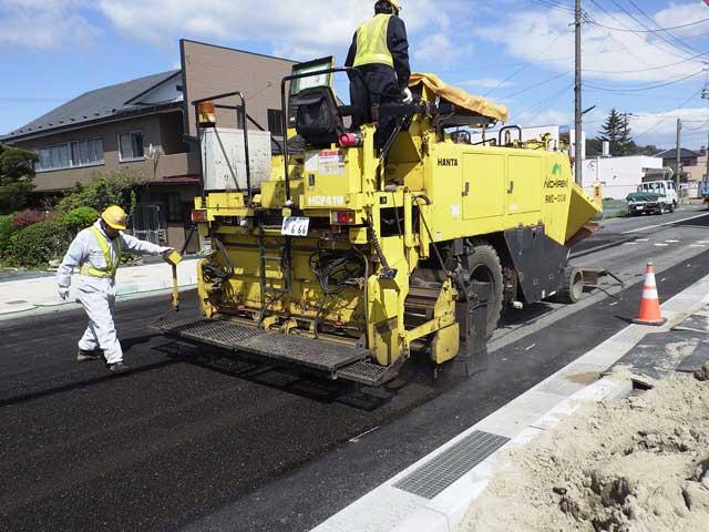 道路補修事業画像3