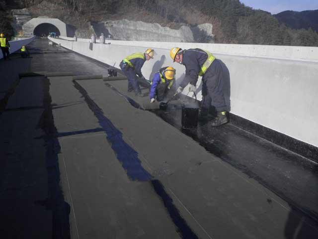 橋面防水事業画像4
